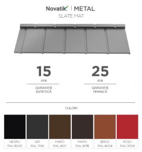 Culori Novatik Slate